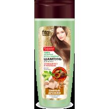 """Stiprinantis šampūnas visų tipų plaukams """" Alaus mielės """" 270 ml"""