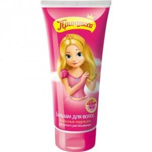 """Vaikiškas balzamas plaukams """" Princesė - Poslušnyje kudriaški """" 200 ml"""