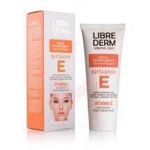 """"""" LIBREDERM """" drėkinanti kaukė  - antioksidantas ,, Vitaminas E """" 75 ml"""