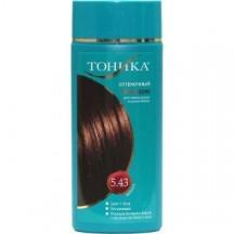"""Dažomasis plaukų balzamas """" Tonika - 5.43 """" 150 ml"""