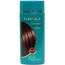 """Dažomasis plaukų balzamas """" Tonika - 6.5 """" 150 ml"""