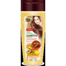 """Maitinantis šampūnas dažytiems plaukams """" Trynių """" 270 ml"""