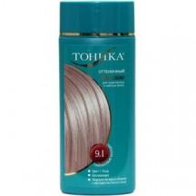 """Dažomasis plaukų balzamas """" Tonika - 9.1 """" 150 ml"""