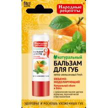"""FK balzamas lūpoms """" Mėtų - Apelsinų """" 4,5 g"""