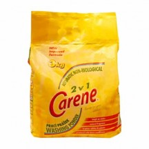 """Universalūs skalbimo milteliai """" Carene 2 in 1 """" be fosfatų , 3 kg"""