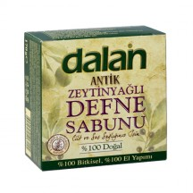 """Tualetinis muilas su alyvuogių aliejumi """" DALAN ANTIQUE """" , 150 g"""