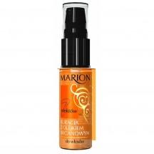 """Argano aliejus plaukų galiukams """" Marion 7 efektai """" 15 ml"""