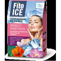 """Ledo kubeliai veidui """" FITOICE -liftingo efektas """" 8x10 ml"""